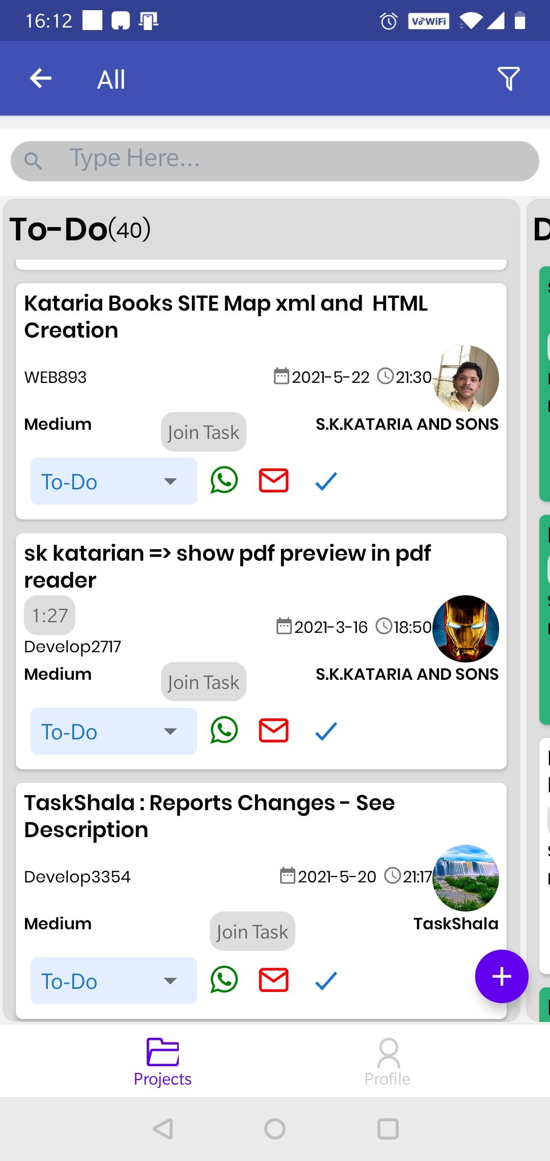 TaskShala-ScreenShot